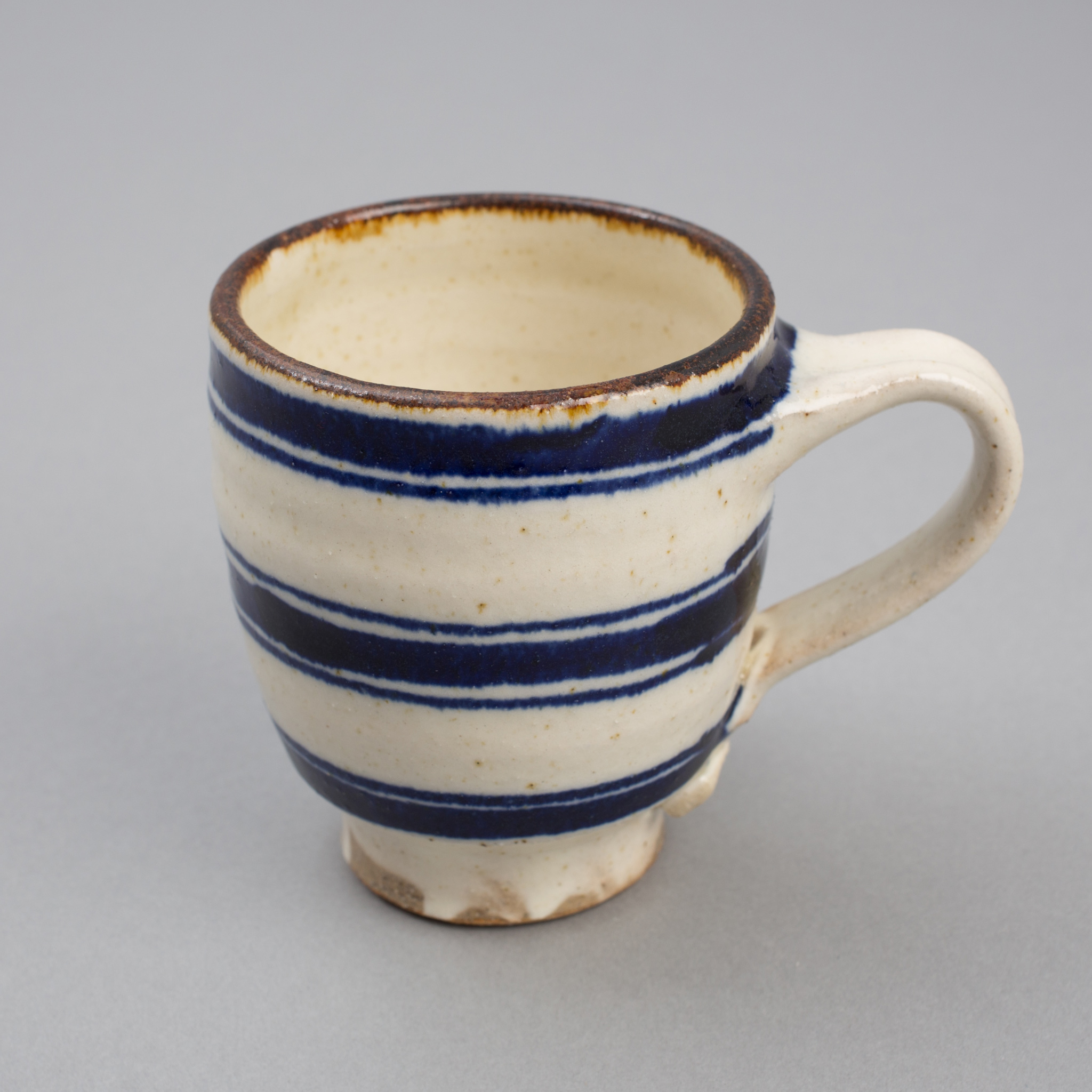 The Hill-Side Endo Stripes Coffee Mug