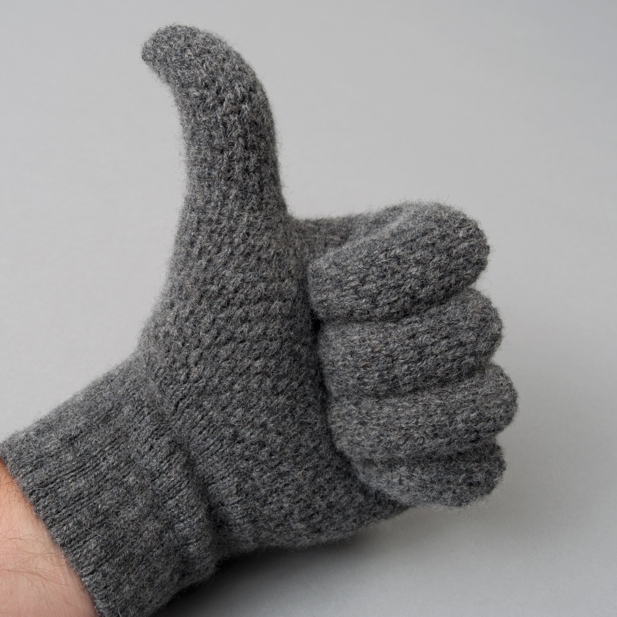 Howlin Herbie Gloves, Grey