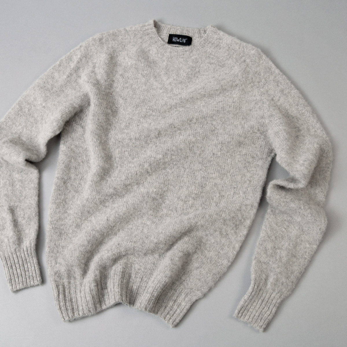 Howlin Birth of the Cool Sweater, Silver