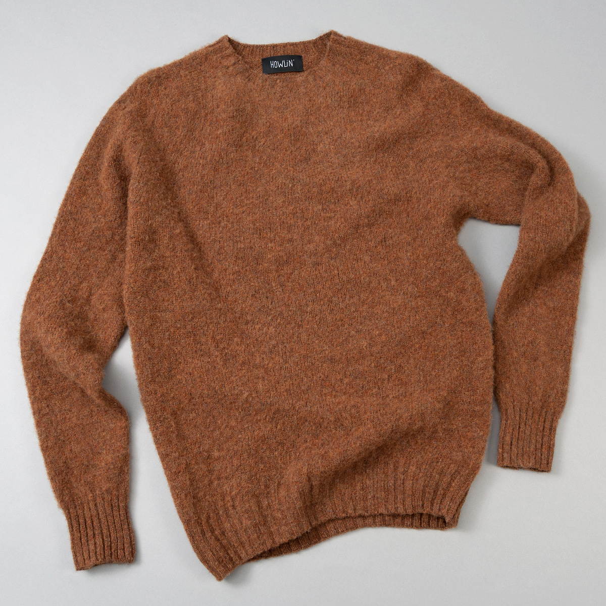 Howlin Birth of the Cool Sweater, Tobacco