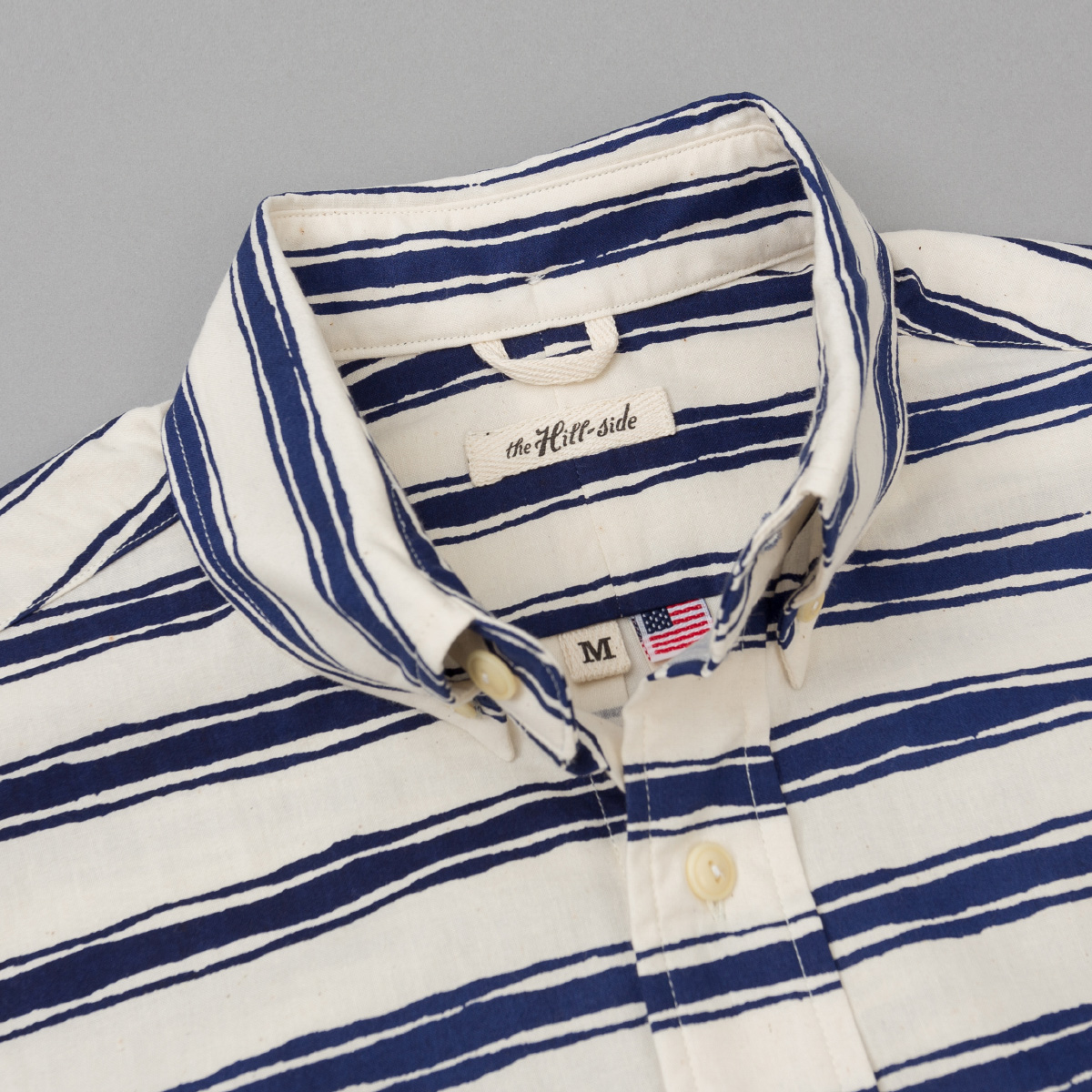 The Hill-Side Endo Stripes Standard Shirt