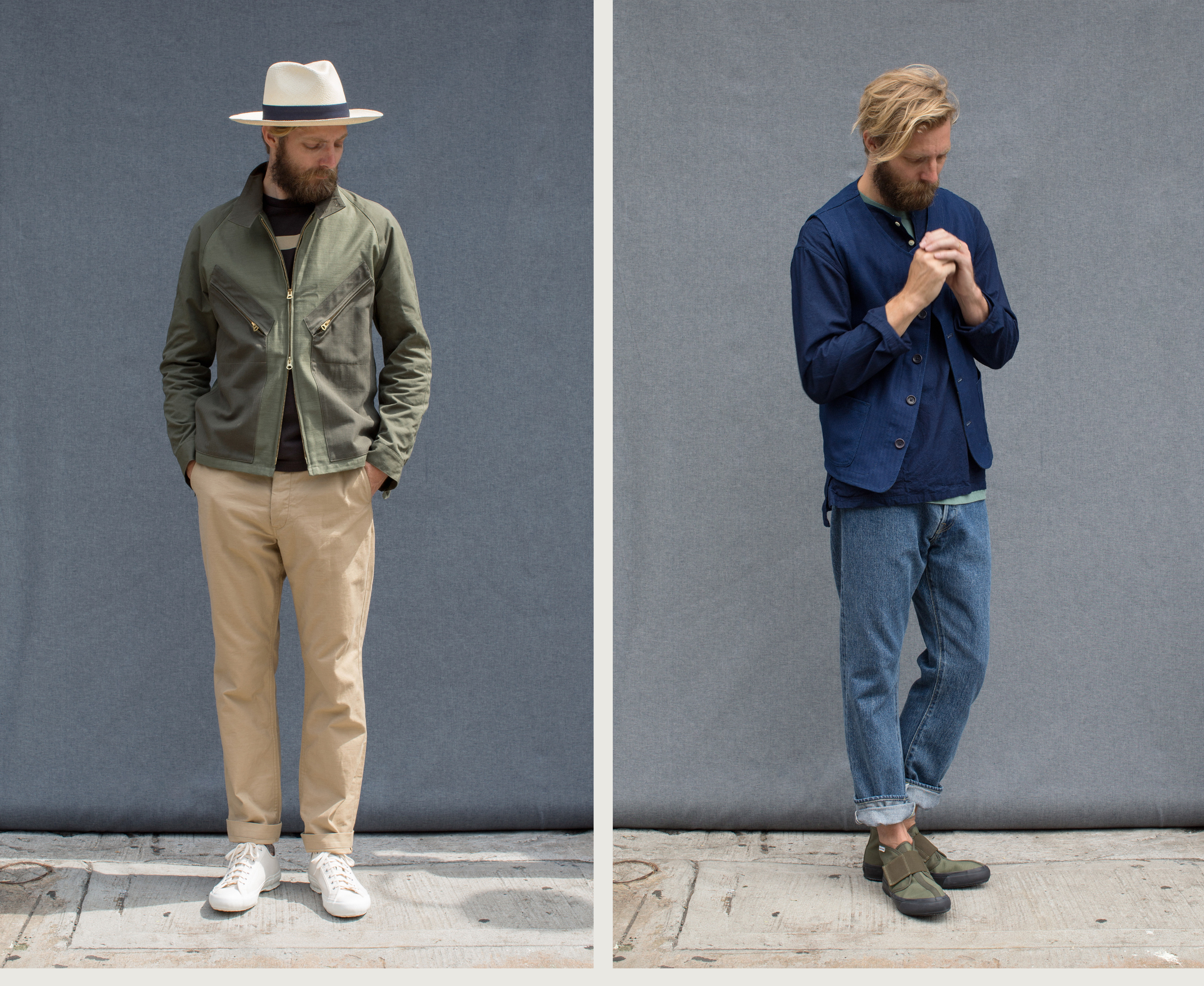 The Hill-Side Spring/Summer 2016 Lookbook, Cover Image