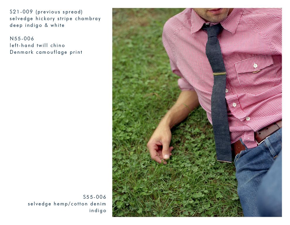 The Hill-Side Spring Summer 2010 Lookbook, image 21