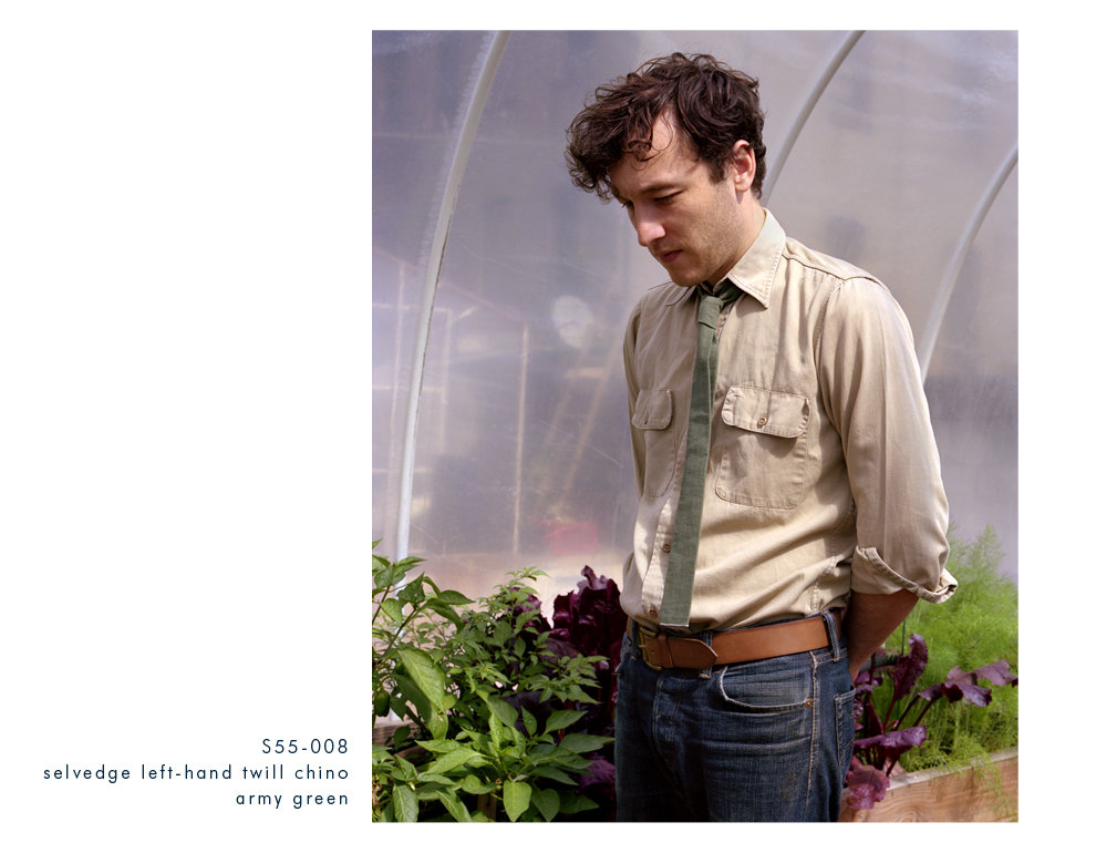 The Hill-Side Spring Summer 2010 Lookbook, image 4