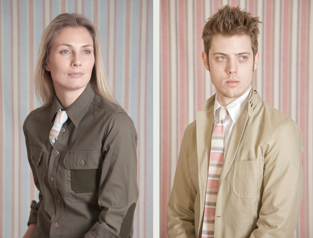 The Hill-Side Spring Summer 2012 Lookbook, image 20